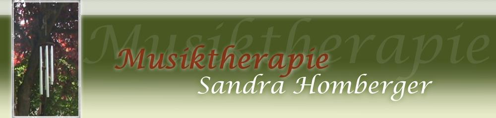 Musiktherapie Sandra Homberger
